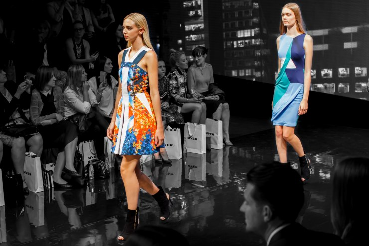 Australian, International, Fashion, autumn, winter, wardrobe, 2014, womenswear, catwalk, Myer, models, street style, streetstyle, your ensemble, yourensemble, yourensemble.com, Peter Pilotto