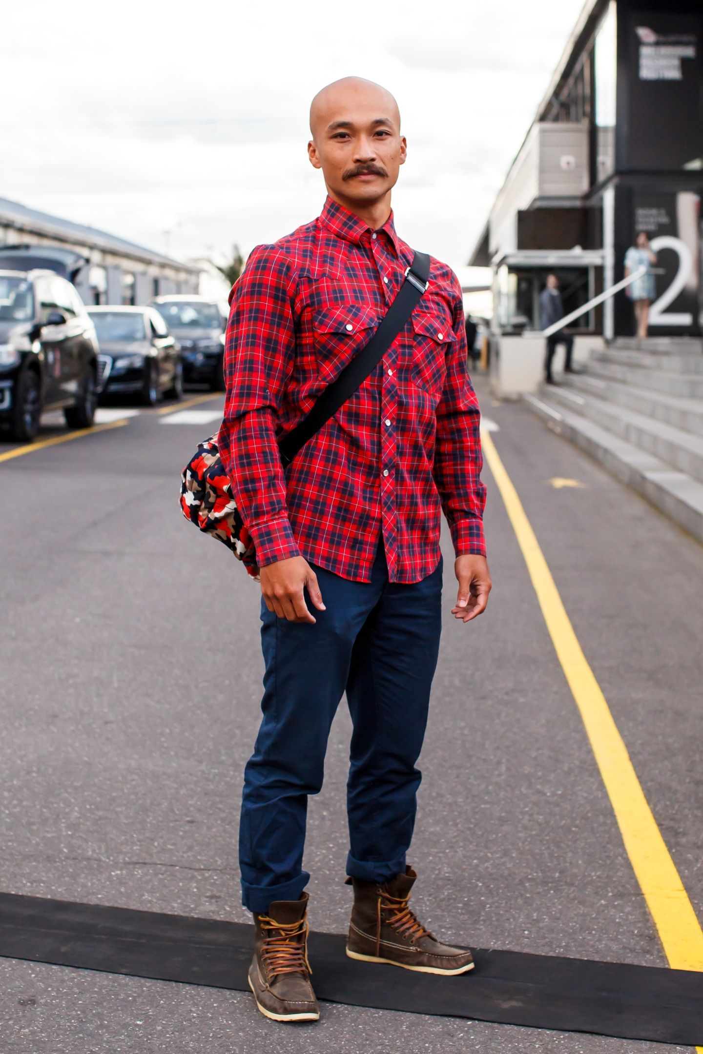 Below Is An Exle Of How I See The Eastland Boot Styled On Regular Bases Blue Denim Jeans Plaid Up Thermal Shirt And Added In My Own Way