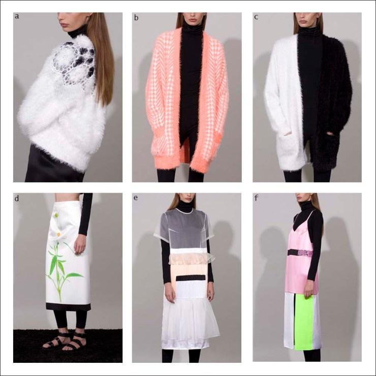 Karla Spetic, Knits, Pullover, Skirt, Dress, Cardigan, women's wear, street style, your ensemble, yourensemble, yourensemble.com