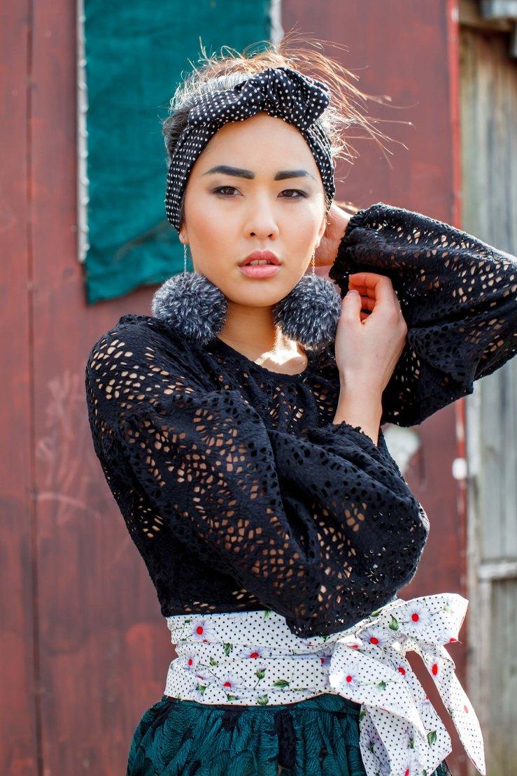 Micky In The Van, women's wear, fashion editorial, your ensemble, yourensemble, yourensemble.com