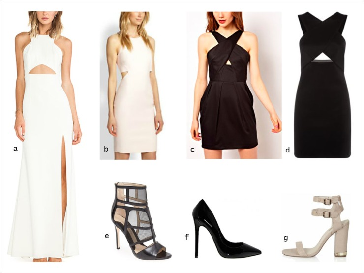Cut-Out Dress, cut out dress, halter dress, heels, women's wear, street style, your ensemble, yourensemble, yourensemble.com