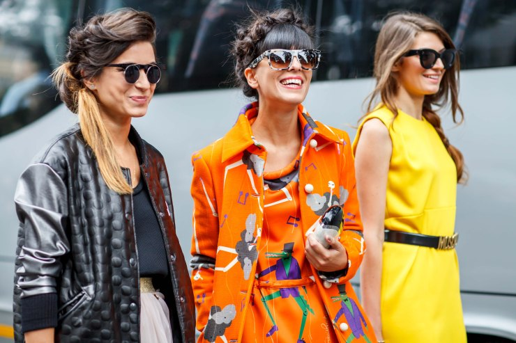 Women's wear, September Fashion Week, Spring/Summer 2015, Milan, MFW, street style, your ensemble, yourensemble, yourensemble.com