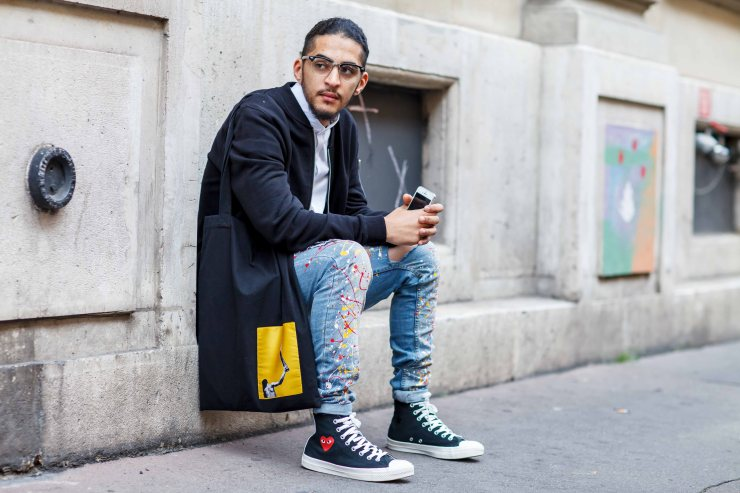 Men's wear, September Fashion Week, Spring/Summer 2015, Paris, PFW, street style, your ensemble, yourensemble, yourensemble.com