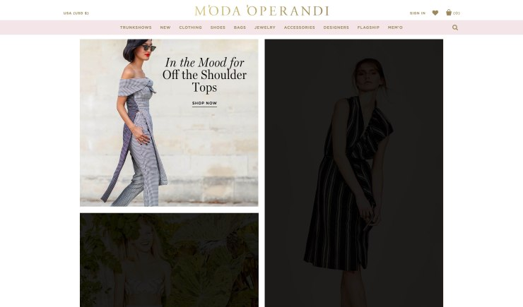 Vincent Calderon, Moda Operandi, your ensemble, yourensemble