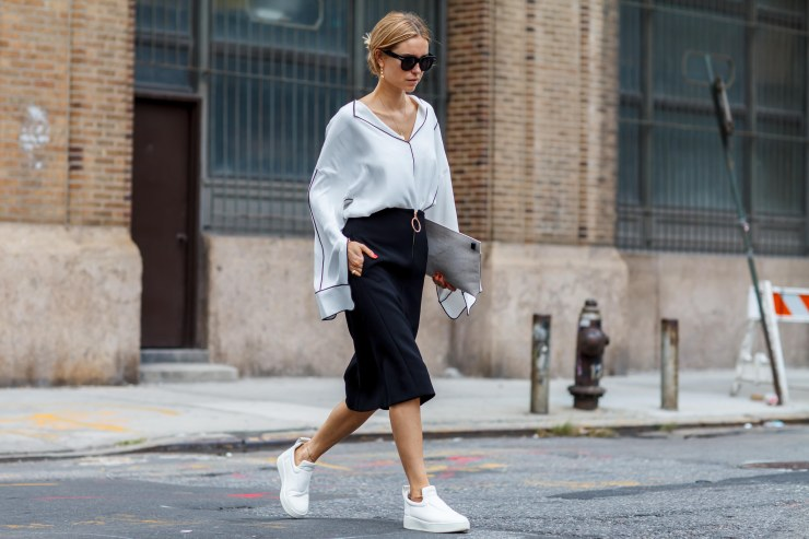 Women's wear, September Fashion Week, Spring/Summer 2016, New York, NYFW, street style, your ensemble, yourensemble, yourensemble.com, Sports Luxe