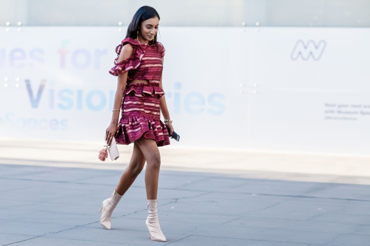 Women's wear, VAMFF, Autumn/Winter 2018, Melbourne, street style, your ensemble, yourensemble, yourensemble.com